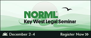 NORML Key West Legal Seminar