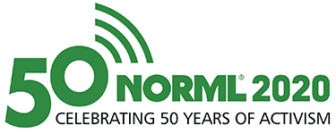 NORML 2020 Celebrating 50 Years of Activism