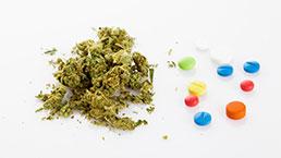 Marijuana and Pills