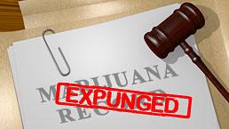 Marijuana Records Expunged